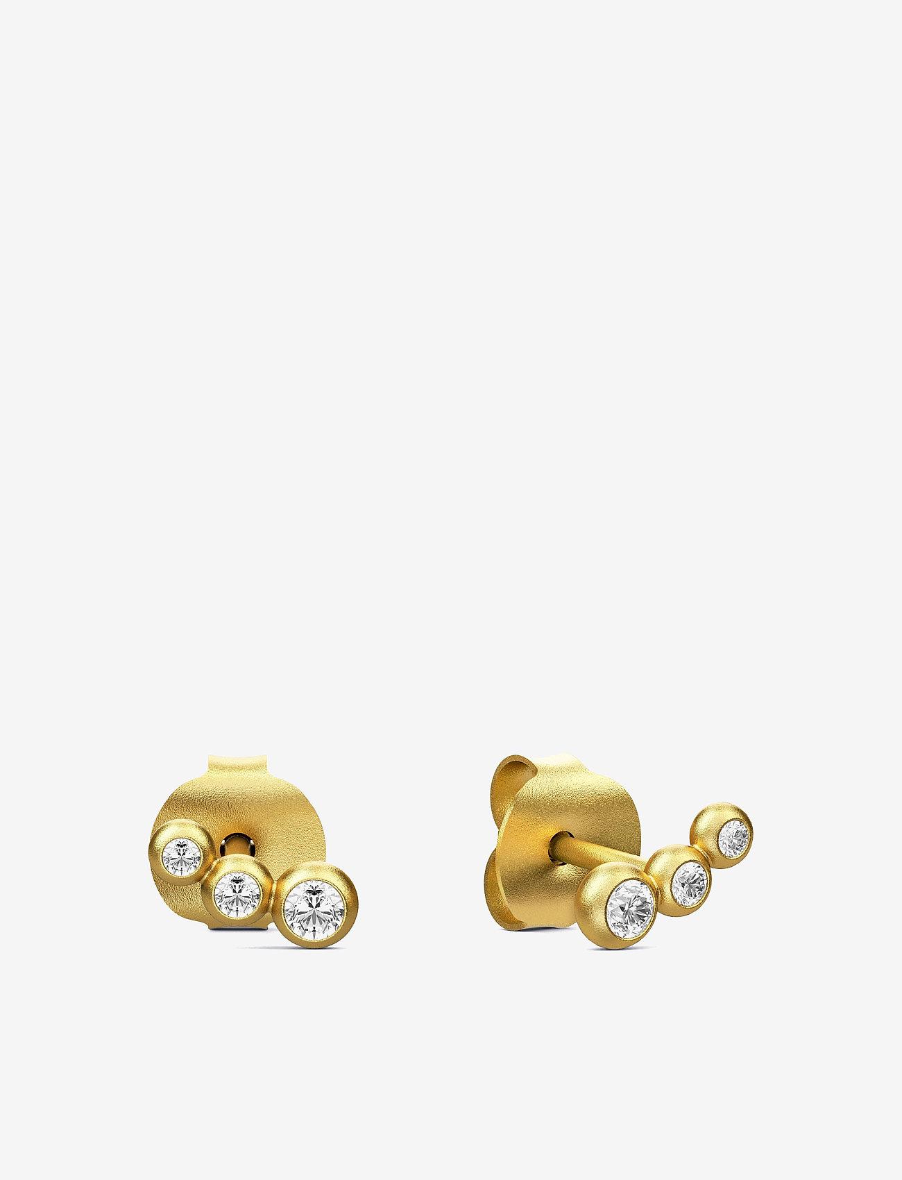 Julie Sandlau - Etcetera earring - Gold - gold - 0