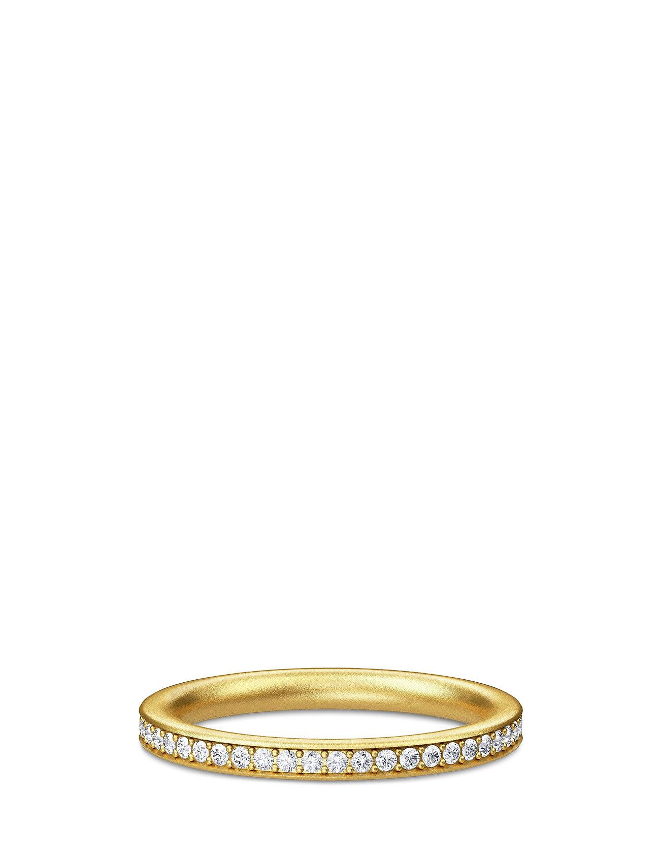 Image of Infinity Ring 54 - Gold Ring Smykker Guld Julie Sandlau (3054510533)
