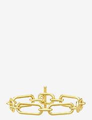 Julie Sandlau - Link Bracelet - dainty - rhodium - 1