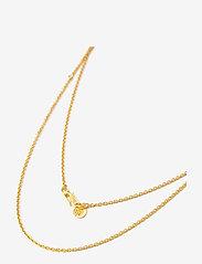 Julie Sandlau - Necklace Gold - Ķēdīšu kaklarotas - gold - 1
