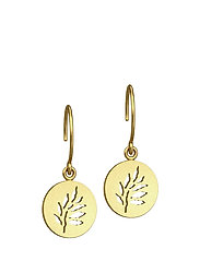 Signature earring - Gold - GOLD