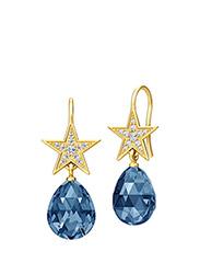 Stella Briolette Earring - Gold - GOLD
