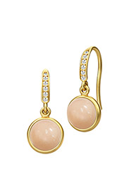 Julie Sandlau Luna earring - Gold