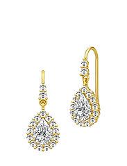 Adore Drop Earrings - Gold - GOLD
