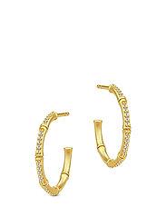 Bamboo Earring - GOLD