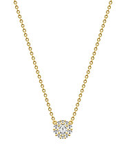 Glamour Necklace - Gold - GOLD