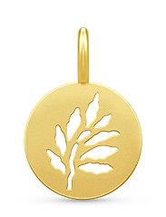 Julie Sandlau Signature pendant - Gold - GOLD