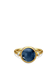 Prime Ring - Gold - BLUE