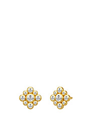 Peony Earring - Gold - GOLD