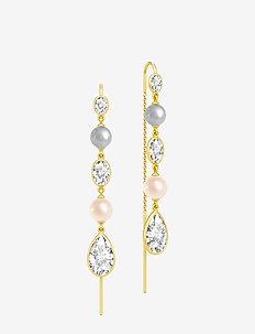Cinderella Chandeliers ‐ Gold - pendant - gold