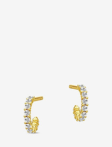Lucia Mini Hoops - Gold - GOLD