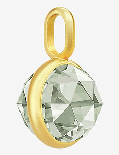 Primrose Pendant - pendants - gold