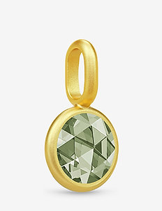 Cocktail mini Pendant - Gold/Dusty Green - pendentifs - gold / dusty green