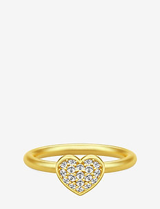 Pure Heart Ring - GOLD