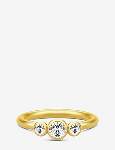 Fina Ring - Gold - GOLD