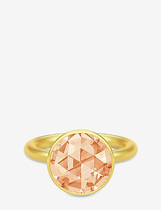 Cocktail Ring - Gold/Champagne - GOLD / CHAMPAGNE