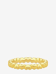 Love Ring ‐ Gold - GOLD