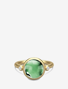 Prime Ring - Gold - GREEN