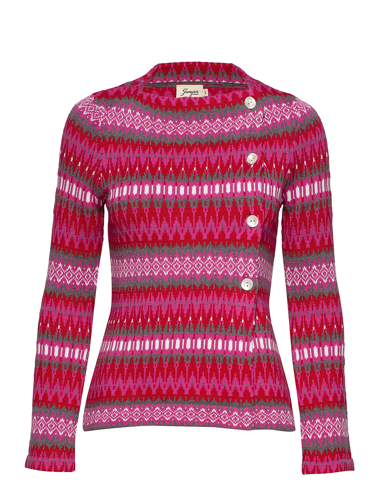 Jumperfabriken Siv Cotton - RED