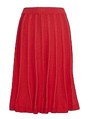Henna skirt - RED