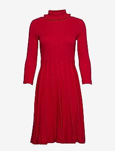 Bibi - midi kjoler - red