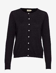Cattis Cardigan - BLACK