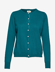 Cattis Cardigan - GREEN