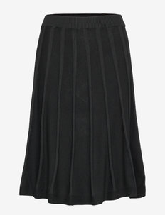 Henna skirt - BLACK