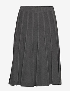Henna skirt - GREY