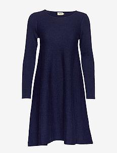 Marcella - do kolan & midi sukienki - blue
