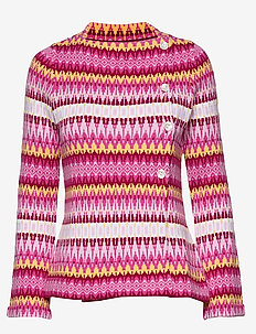 Siv Cotton - cardigans - pink