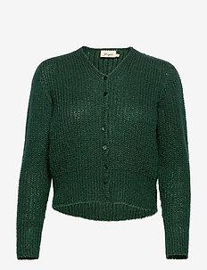 Jenny - cardigans - green