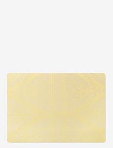 Easter Place mat  43x30 cm - placemats & glazen onderzetters - yellow