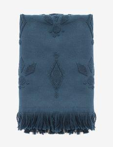 Pearl Håndklæde 50x100 cm - håndklæder - blue