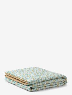Outdoor Oasis Quilt  130x180 cm - piknikhuovat - mint