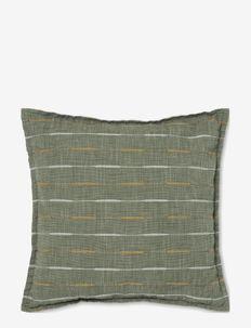 Softly Pudebetræk 50x50 cm - puder - dark green