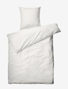 Cube Bed linen 150x210 cm SE - bedsets - white