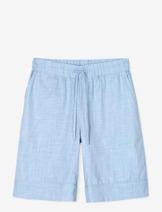 Monochrome Jenda shorts - shorts - light blue