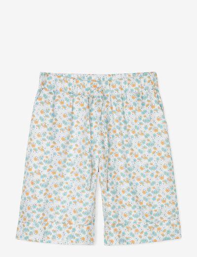 Pleasantly Jenda shorts - sov- & loungeplagg - mint