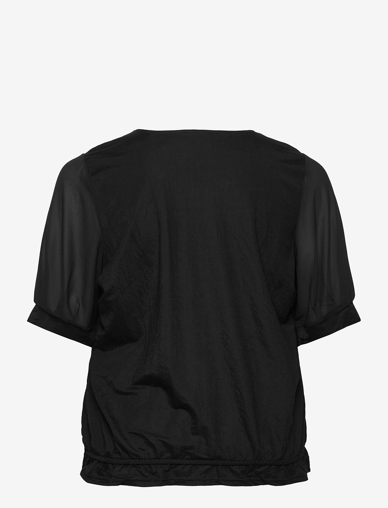 Jrjahlina 2/4 Sleeve Blouse - S (Black) (24.49 €) - JunaRose CXiU8