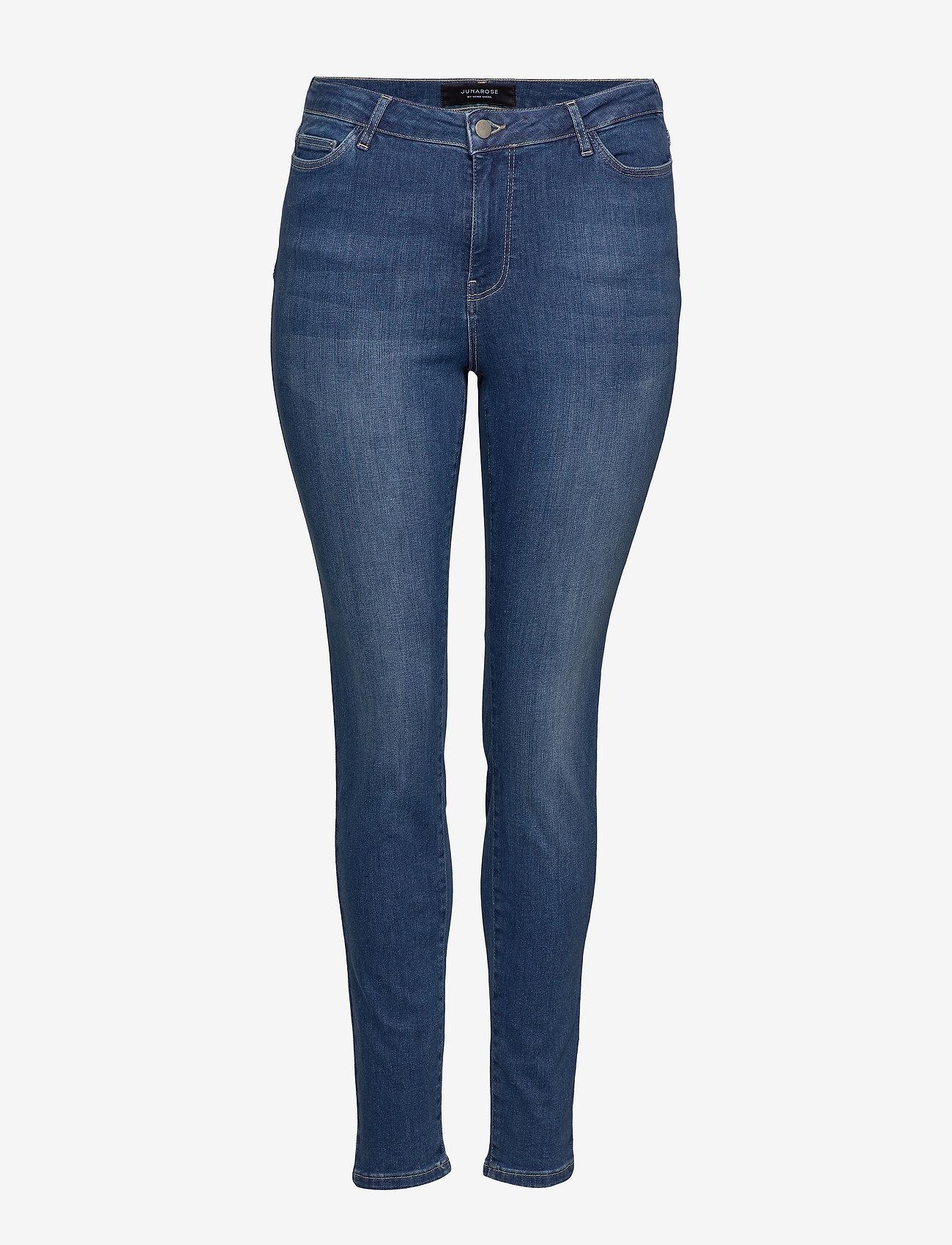 JunaRose - JRFOUR SHAPE NW MED. BLUE JEANS - K NOOS - skinny jeans - medium blue denim - 0