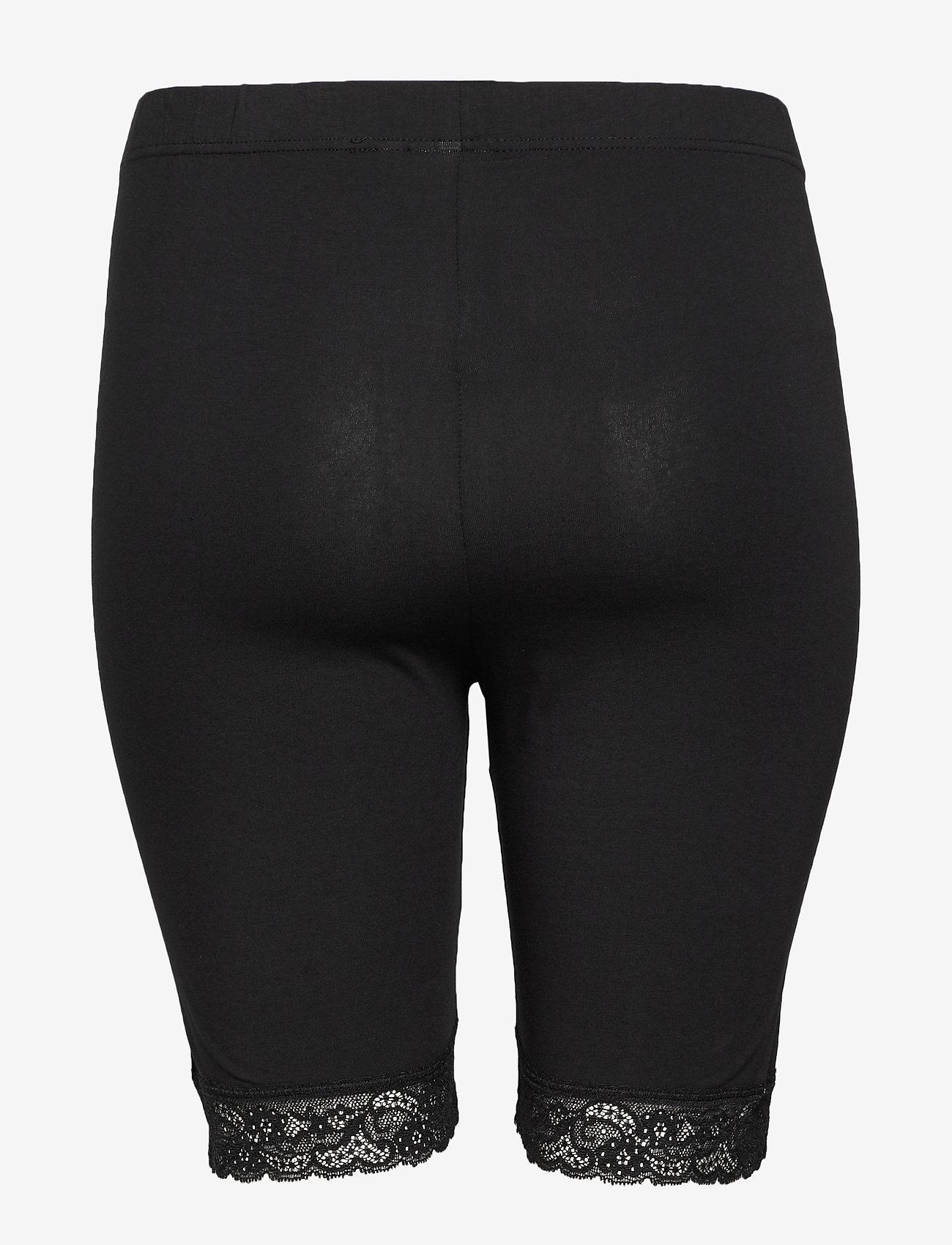 JunaRose - JRNEWLENNON CYCLE SHORTS - S NOOS - cycling shorts - black - 1