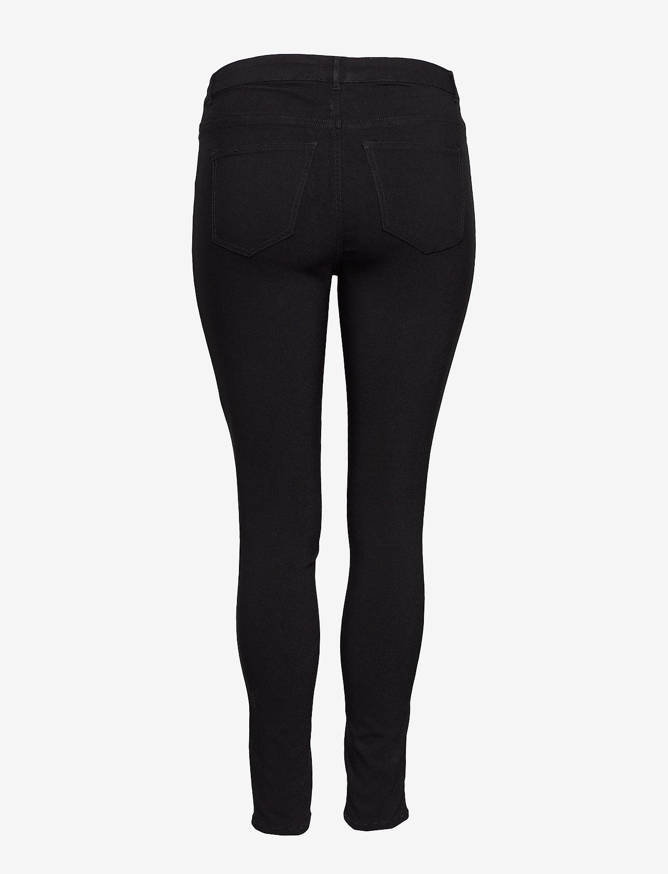 Jrmasja Nw Slim Jeans -  K (Black) (296.65 kr) - JunaRose