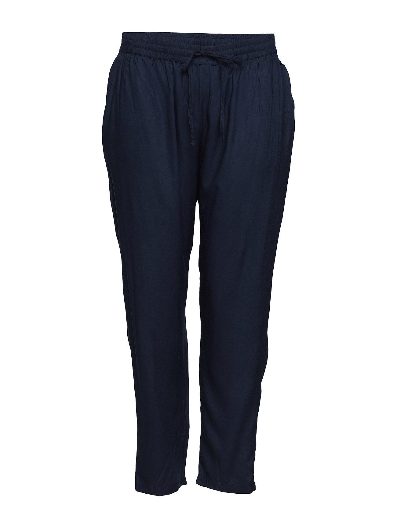 Image of Jrmaika Pants - K Mh Bukser Med Lige Ben Blå JunaRose (3374724593)