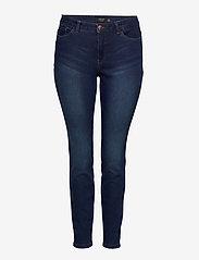 JunaRose - JRFOUR SS JAIME DB JEANS - K NOOS - skinny jeans - dark blue denim - 0
