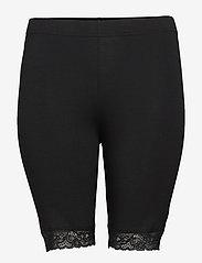 JunaRose - JRNEWLENNON CYCLE SHORTS - S NOOS - cycling shorts - black - 0