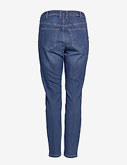 JunaRose - JRZERONOVA MB JEANS - K NOOS - straight jeans - medium blue denim - 1