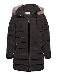 JRDENVA LS DOWN JACKET - S GA - BLACK