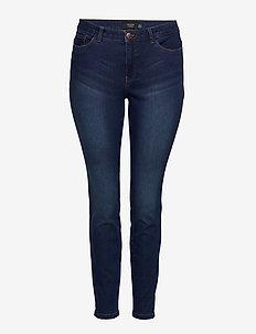 JRFOUR SS JAIME DB JEANS - K NOOS - skinny jeans - dark blue denim