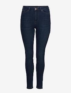 JRZERONOVA DB JEANS - K NOOS - skinny jeans - dark blue denim
